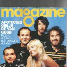 Colecionismo Jornal La Vanguardia: MAGAZINE : LA OREJA DE VAN GOGH + MELANIE C + OSOS EN CANTABRIA + PEREZ-.REVERTE . Lote 47135074