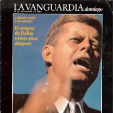 Coleccionismo Periódico La Vanguardia: LA VANGUARDIA REVISTA DOMINGO, 20 NOV 1983. Lote 48622815