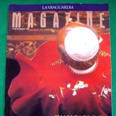 Coleccionismo Periódico La Vanguardia: REVISTA . LA VANGUARDIA . MAGAZINE . JUAN PABLO II . 23 OCTUBRE 1994. Lote 48716024