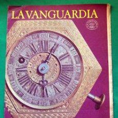Coleccionismo Periódico La Vanguardia: LA VANGUARDIA . CIEN AÑOS DE LA VIDA DEL MUNDO . FASCICULO 48 . LA TECNICA (2). Lote 48754280