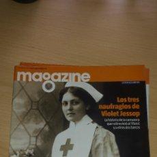 Coleccionismo Periódico La Vanguardia: MAGAZINE LA VANGUARDIA - 1 DE ABRIL DE 2012 - ENTREVISTA MIKAEL OHLSSON PRESIDENTE DE IKEA. Lote 49164092