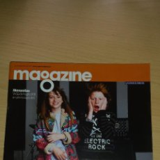 Coleccionismo Periódico La Vanguardia: MAGAZINE LA VANGUARDIA - 16 DE SEPTIEMBRE DE 2012. Lote 49164099
