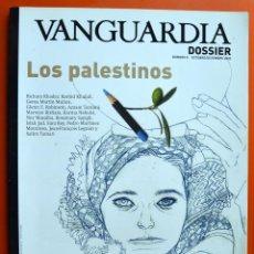Colecionismo Jornal La Vanguardia: VANGUARDIA DOSSIER - Nº 8 - OCTUBRE DICIEMBRE 2003 - LOS PALESTINOS. Lote 50285938