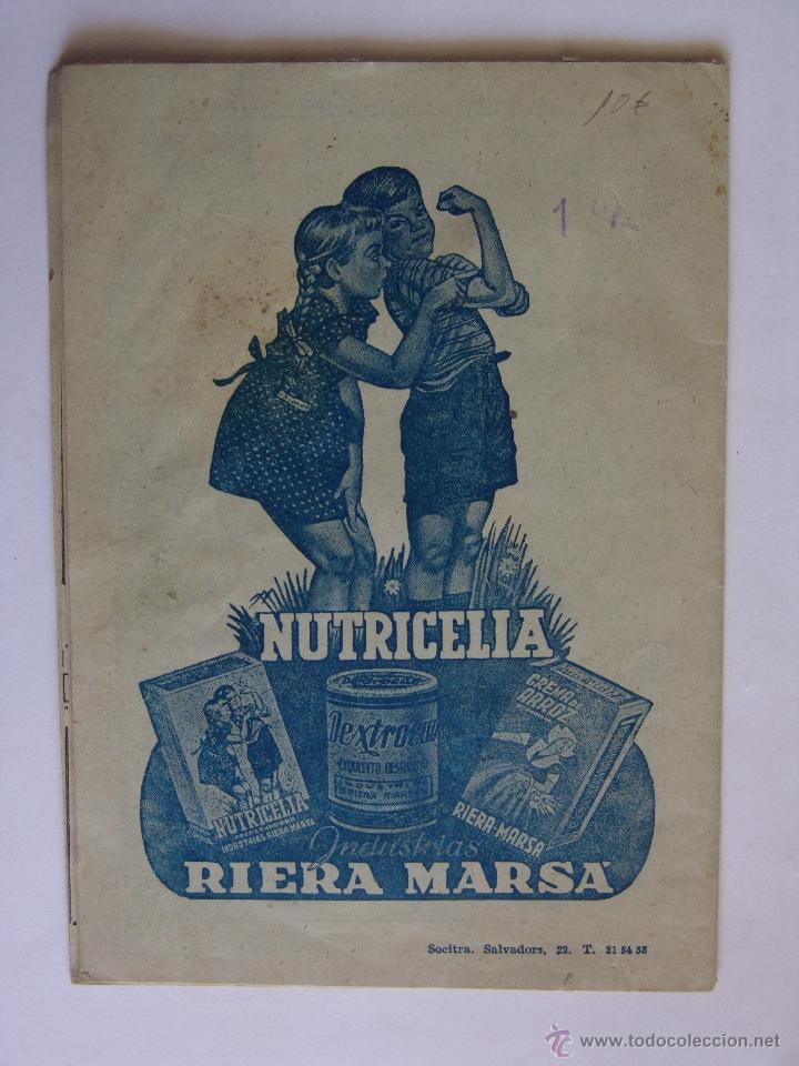 Coleccionismo Periódico La Vanguardia: LA VANGUARDIA 25 DICIEMBRE 1952 FELICES PASCUAS DE NAVIDAD Y AÑO NUEVO 1953 - Foto 4 - 50956236