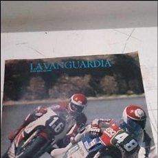 Coleccionismo Periódico La Vanguardia: SUPLEMENTO VANGUARDIA 1985. Lote 51418249