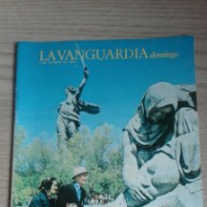 Coleccionismo Periódico La Vanguardia: LA VANGUARDIA 6 DE FEBRERO DE 1983. HACE 40 AÑOS STALINGRADO: INICIO DEL FIN PARA HITLER. Lote 54793481