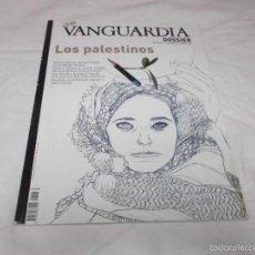 Coleccionismo Periódico La Vanguardia: VANGUARDIA DOSSIER Nº 8: LOS PALESTINOS. Lote 56842529