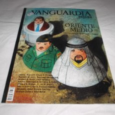 Collectionnisme Journal La Vanguardia: VANGUARDIA DOSSIER Nº 15: ORIENTE MEDIO, DEMOCRACIA O GEOESTRATEGIA. Lote 56842692