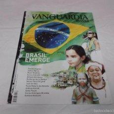 Coleccionismo Periódico La Vanguardia: VANGUARDIA DOSSIER Nº 36: BRASIL EMERGE. Lote 56843040