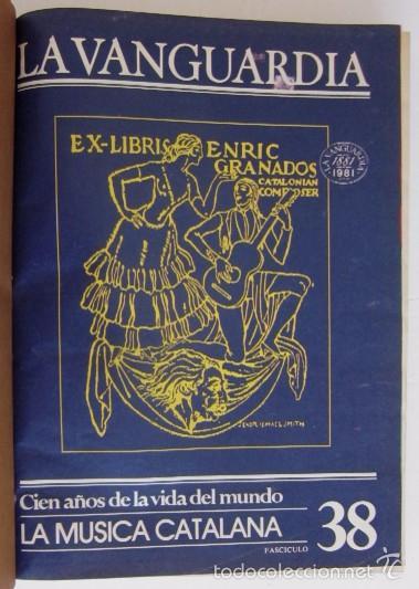 Coleccionismo Periódico La Vanguardia: FASCICULOS CIEN AÑOS DE LA VIDA EN EL MUNDO Y UN SIGLO DE PROGRESO DE LA VANGUARDIA - Foto 2 - 56984215