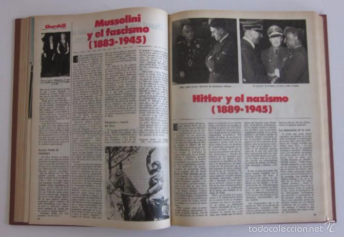 Coleccionismo Periódico La Vanguardia: FASCICULOS CIEN AÑOS DE LA VIDA EN EL MUNDO Y UN SIGLO DE PROGRESO DE LA VANGUARDIA - Foto 5 - 56984215
