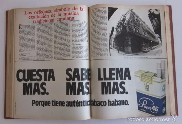 Coleccionismo Periódico La Vanguardia: FASCICULOS CIEN AÑOS DE LA VIDA EN EL MUNDO Y UN SIGLO DE PROGRESO DE LA VANGUARDIA - Foto 7 - 56984215