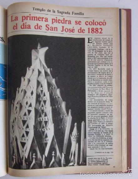 Coleccionismo Periódico La Vanguardia: FASCICULOS CIEN AÑOS DE LA VIDA EN EL MUNDO Y UN SIGLO DE PROGRESO DE LA VANGUARDIA - Foto 9 - 56984215