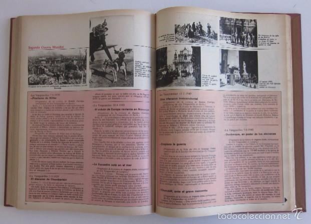 Coleccionismo Periódico La Vanguardia: FASCICULOS CIEN AÑOS DE LA VIDA EN EL MUNDO Y UN SIGLO DE PROGRESO DE LA VANGUARDIA - Foto 11 - 56984215