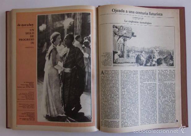 Coleccionismo Periódico La Vanguardia: FASCICULOS CIEN AÑOS DE LA VIDA EN EL MUNDO Y UN SIGLO DE PROGRESO DE LA VANGUARDIA - Foto 13 - 56984215