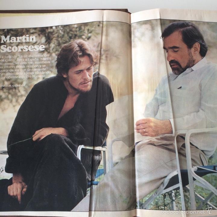 Coleccionismo Periódico La Vanguardia: La Vanguardia Domingo 1988 año completo - Foto 5 - 57760607