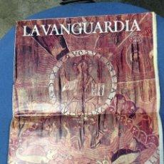 Coleccionismo Periódico La Vanguardia: ONE HUNDRED YEARS OF CATALAN LIFE- HUNDERT JAHRE LEBENS KATALANISCHEN. Lote 67435413