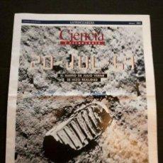 Colecionismo Jornal La Vanguardia: 20-JUL-69 - SUPLEMENTO LA VANGUARDIA 1994 -CIENCIA Y TECNOLOGIA 222 - 25 AÑOS DEL HOMBRE EN LA LUNA. Lote 73510131