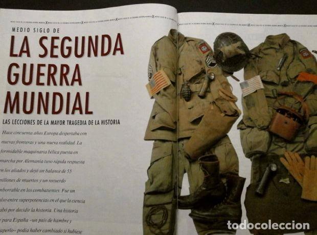 Coleccionismo Periódico La Vanguardia: 2ª Guerra Mundial 50 Años Después - MAGAZINE La Vanguardia (7-Mayo-1995) La Guerra Imborrable - Foto 2 - 73511183