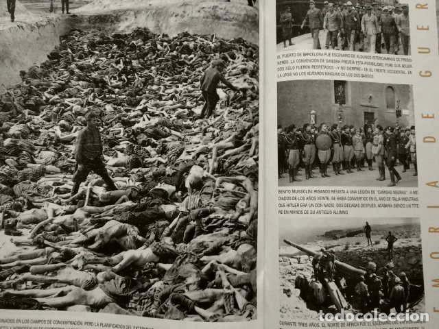 Coleccionismo Periódico La Vanguardia: 2ª Guerra Mundial 50 Años Después - MAGAZINE La Vanguardia (7-Mayo-1995) La Guerra Imborrable - Foto 6 - 73511183