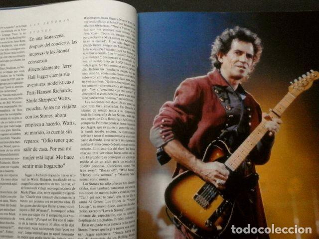 Coleccionismo Periódico La Vanguardia: Revista HOLA El album de los 50 Años- MAGAZINE La Vanguardia (28-8-1994) Rolling Stones (entrevista) - Foto 4 - 74083915