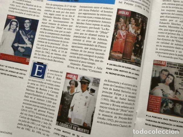 Coleccionismo Periódico La Vanguardia: Revista HOLA El album de los 50 Años- MAGAZINE La Vanguardia (28-8-1994) Rolling Stones (entrevista) - Foto 5 - 74083915
