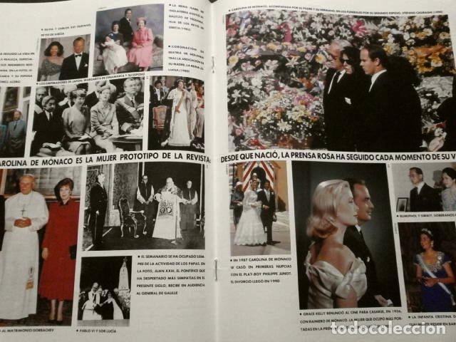 Coleccionismo Periódico La Vanguardia: Revista HOLA El album de los 50 Años- MAGAZINE La Vanguardia (28-8-1994) Rolling Stones (entrevista) - Foto 6 - 74083915