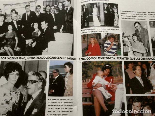 Coleccionismo Periódico La Vanguardia: Revista HOLA El album de los 50 Años- MAGAZINE La Vanguardia (28-8-1994) Rolling Stones (entrevista) - Foto 7 - 74083915