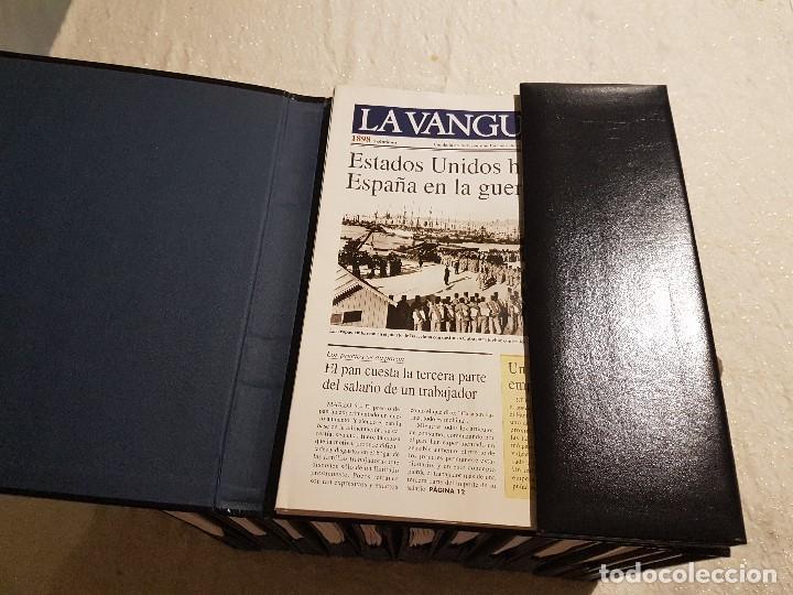 Coleccionismo Periódico La Vanguardia: LA VANGUARDIA DEL SIGLO XX. 12 TOMOS CON 10 FASCICULOS CADA UNO. - Foto 4 - 83580844