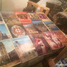 Coleccionismo Periódico La Vanguardia: ANTIGUO LOTE DE 15 REVISTAS CIEN AÑOS DE VIDA CATALANA LA VANGUARDIA DE LOS AÑOS 80. Lote 85327936
