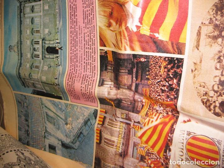 Coleccionismo Periódico La Vanguardia: periodico . la vanguardia 11 septiembre 1977 . diada nacional cataluña catalunya - Foto 4 - 94111485