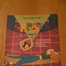 Coleccionismo Periódico La Vanguardia: REVISTA CLUB SUPER 3 «Nº 6». Lote 95542559