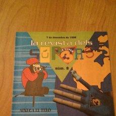 Coleccionismo Periódico La Vanguardia: REVISTA CLUB SUPER 3 «Nº 8». Lote 95542895