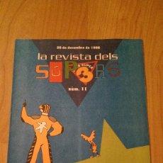 Coleccionismo Periódico La Vanguardia: REVISTA CLUB SUPER 3 «Nº 11». Lote 95543015