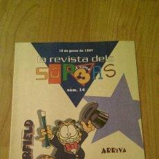Coleccionismo Periódico La Vanguardia: REVISTA CLUB SUPER 3 «Nº 14». Lote 95543043