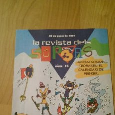 Coleccionismo Periódico La Vanguardia: REVISTA CLUB SUPER 3 «Nº 15». Lote 95543063
