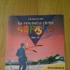 Coleccionismo Periódico La Vanguardia: REVISTA CLUB SUPER 3 «Nº 17». Lote 95543091