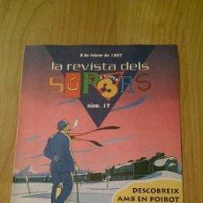 Coleccionismo Periódico La Vanguardia: REVISTA CLUB SUPER 3 «Nº 17». Lote 95543151