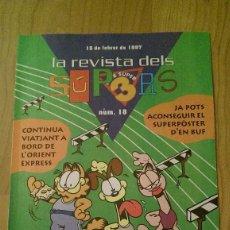 Coleccionismo Periódico La Vanguardia: REVISTA CLUB SUPER 3 «Nº 18». Lote 95543183