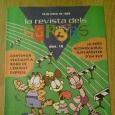 Coleccionismo Periódico La Vanguardia: REVISTA CLUB SUPER 3 «Nº 18». Lote 95543219
