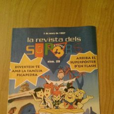 Coleccionismo Periódico La Vanguardia: REVISTA CLUB SUPER 3 «Nº 20». Lote 95543243
