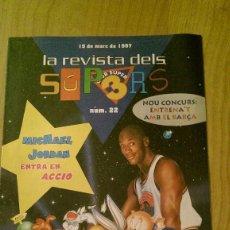 Coleccionismo Periódico La Vanguardia: REVISTA CLUB SUPER 3 «Nº 22». Lote 95543267