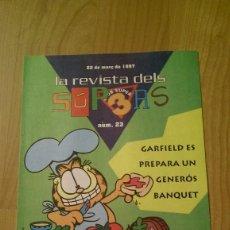 Coleccionismo Periódico La Vanguardia: REVISTA CLUB SUPER 3 «Nº 23». Lote 95543283