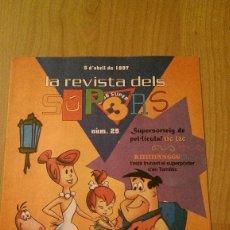 Coleccionismo Periódico La Vanguardia: REVISTA CLUB SUPER 3 «Nº 25». Lote 95543339