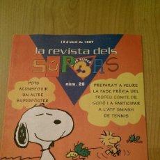 Coleccionismo Periódico La Vanguardia: REVISTA CLUB SUPER 3 «Nº 26». Lote 95543363