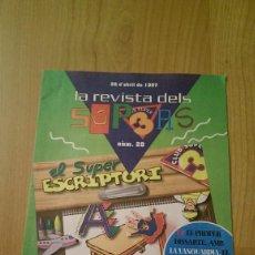 Coleccionismo Periódico La Vanguardia: REVISTA CLUB SUPER 3 «Nº 28». Lote 95543791