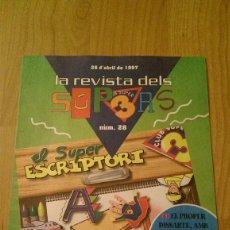 Coleccionismo Periódico La Vanguardia: REVISTA CLUB SUPER 3 «Nº 28». Lote 95543807