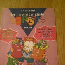 Coleccionismo Periódico La Vanguardia: REVISTA CLUB SUPER 3 «Nº 29». Lote 95543823