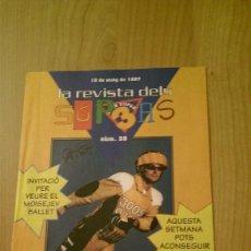 Coleccionismo Periódico La Vanguardia: REVISTA CLUB SUPER 3 «Nº 30». Lote 95543835