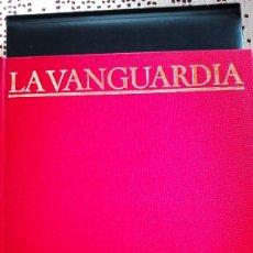 Coleccionismo Periódico La Vanguardia: 4 VOLÚMENES LA VANGUARDIA CIEN AÑOS DE LA VIDA DEL MUNDO . Lote 97443335